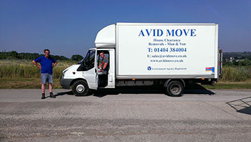 Axminster storage devon