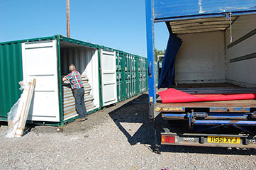 East devon storage