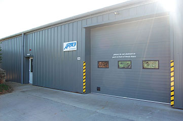 Storage units East Devon