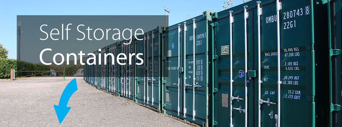 Storage containers Devon